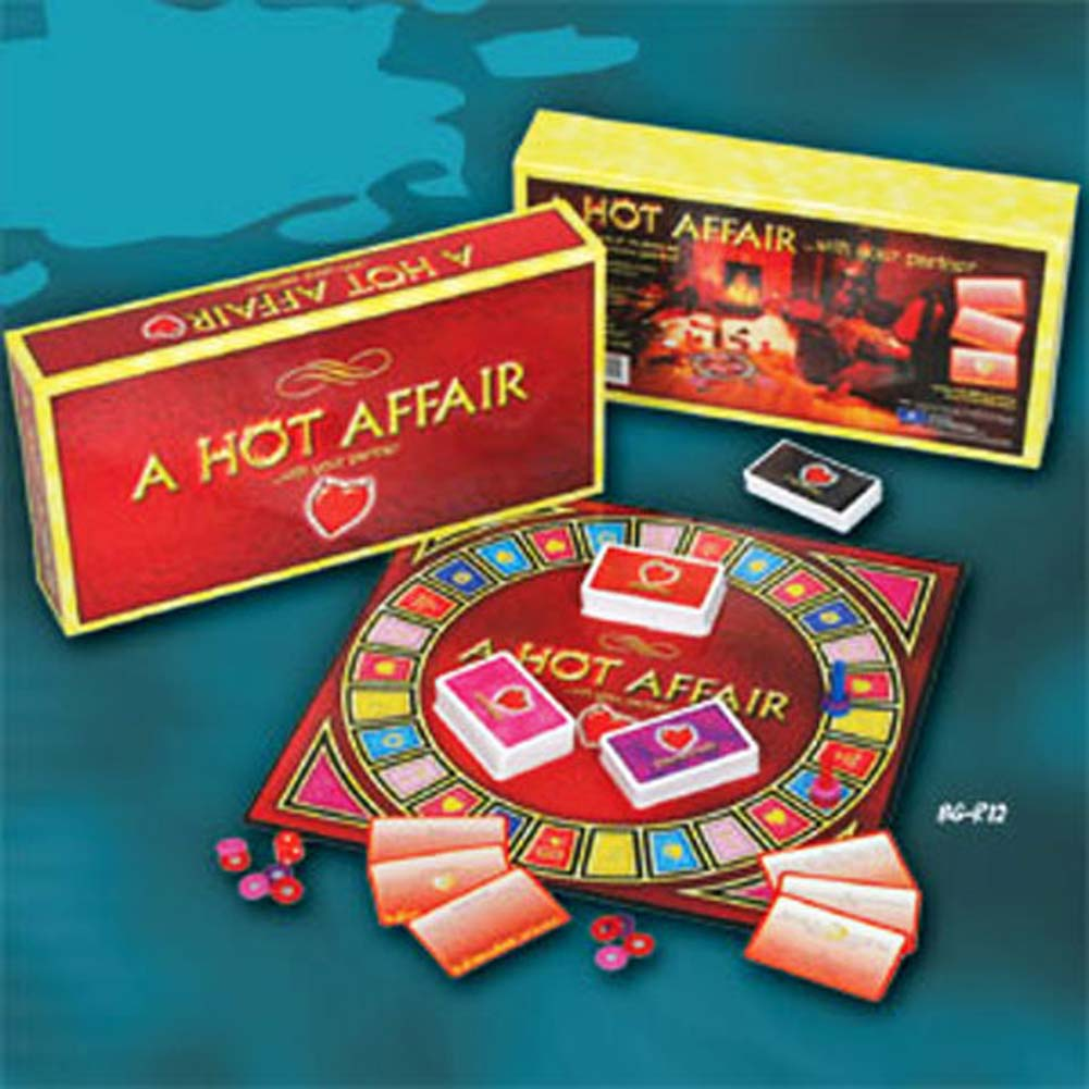 A Hot Affair… With Your Partner Game - View #1