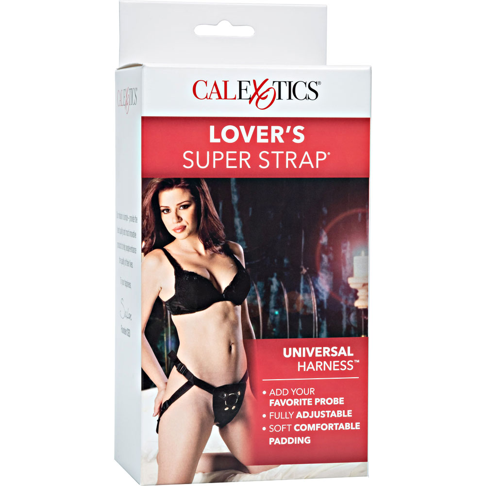 Lovers Super Strap Universal O Ring Harness - View #4