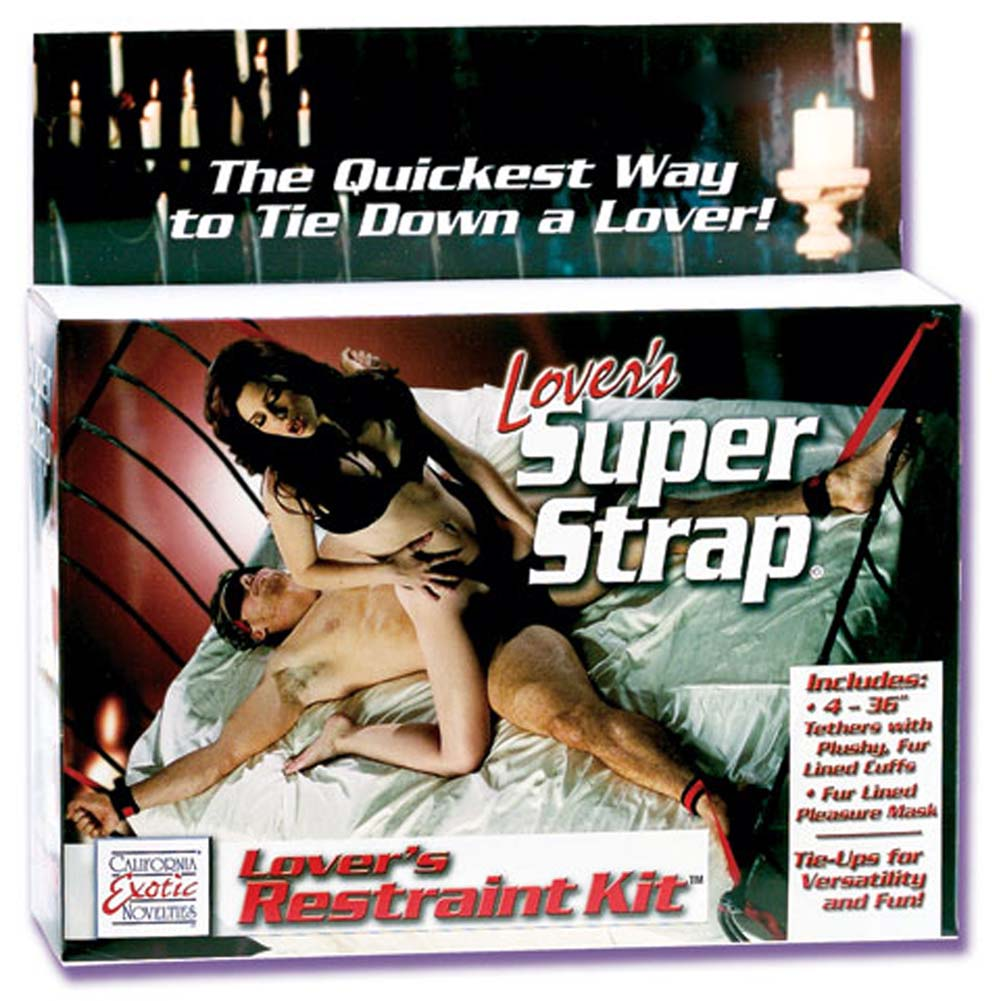 Lovers Super Strap Lovers Restraint Kit - View #4
