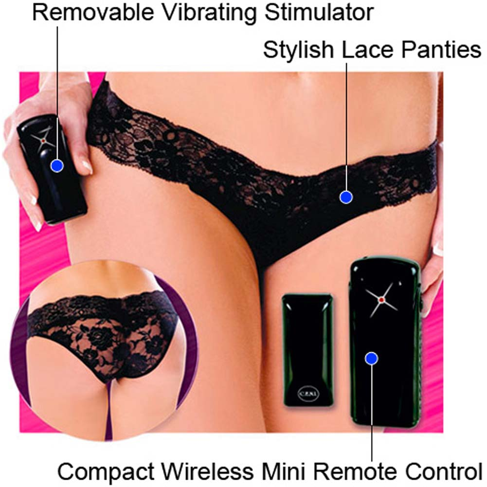 Berman Center Astrea I Remote Control Vibrating Panty RbDV - View #1