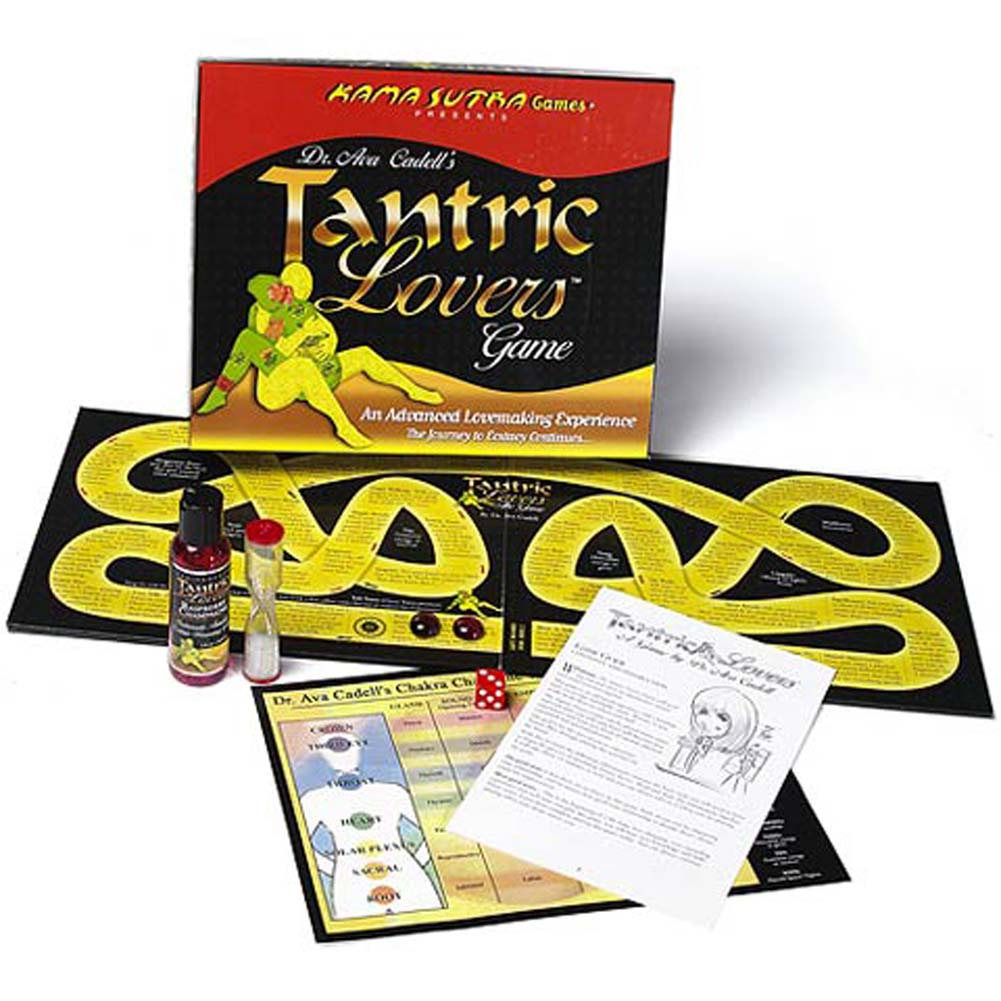 Tantric Lovers Sexy Game - View #1