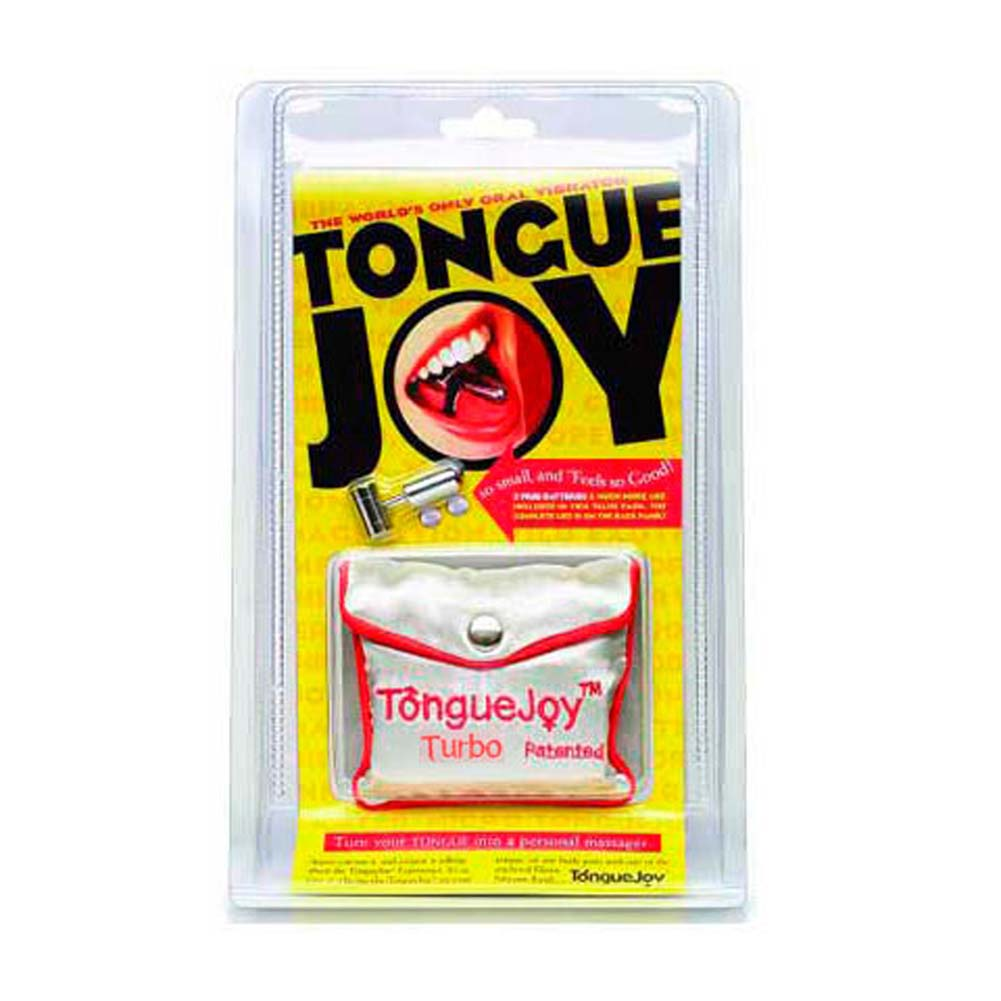 Tongue Joy Silicone Vibrating Set - View #4