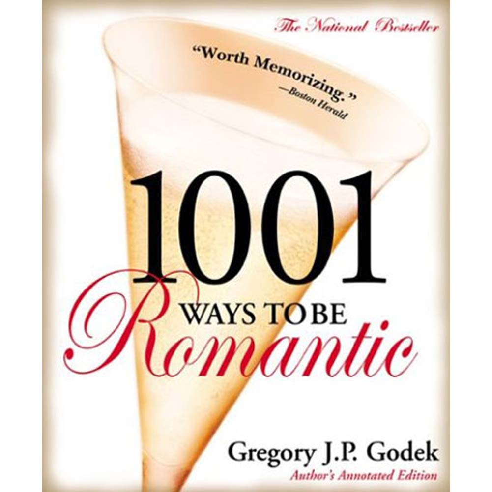 1001 Ways to Be Romantic Book - View #1