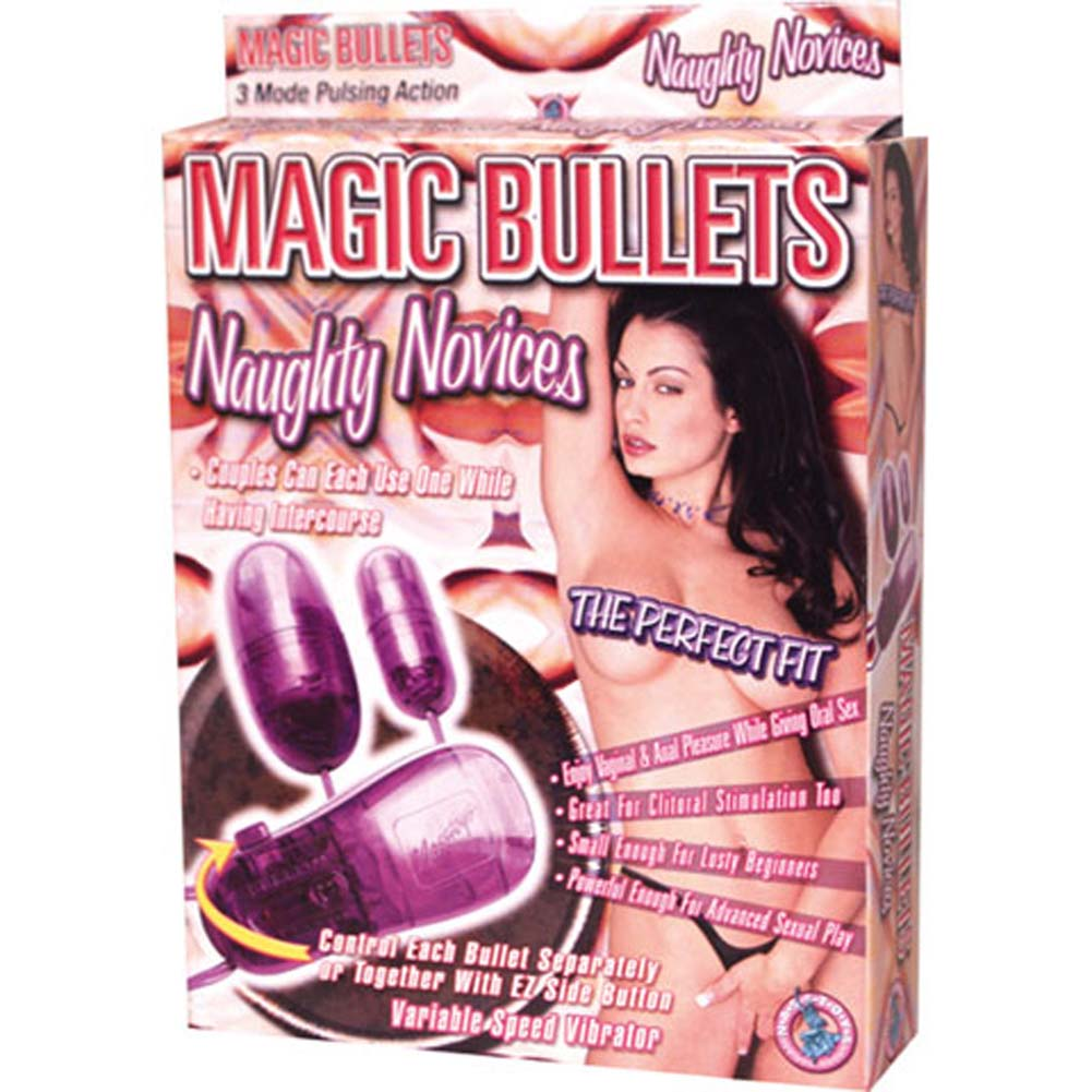 "Magic Bullets Naughty Novices Purple 2"" - View #1"