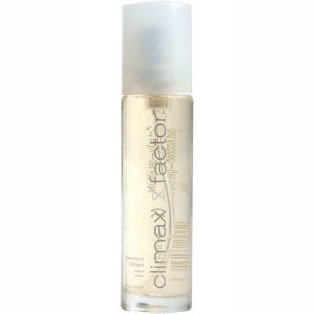 Climax X Factor for Him Pheromone Cologne Scented 1 Oz. - View #1