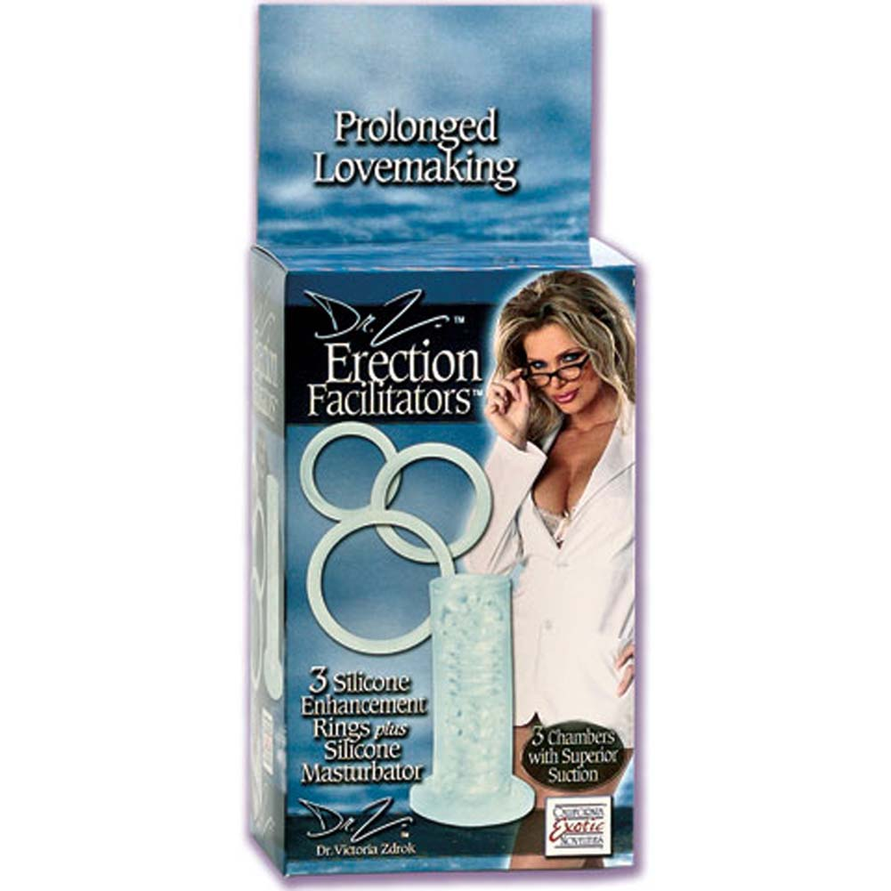 Dr. Z. Erection Facilitators Silicone Kit. - View #1