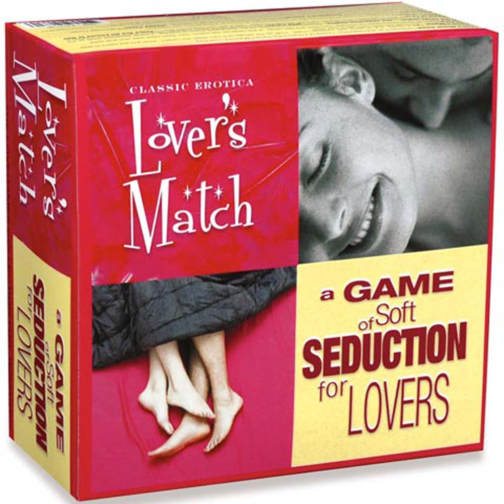 Loves Match Card Game - View #2