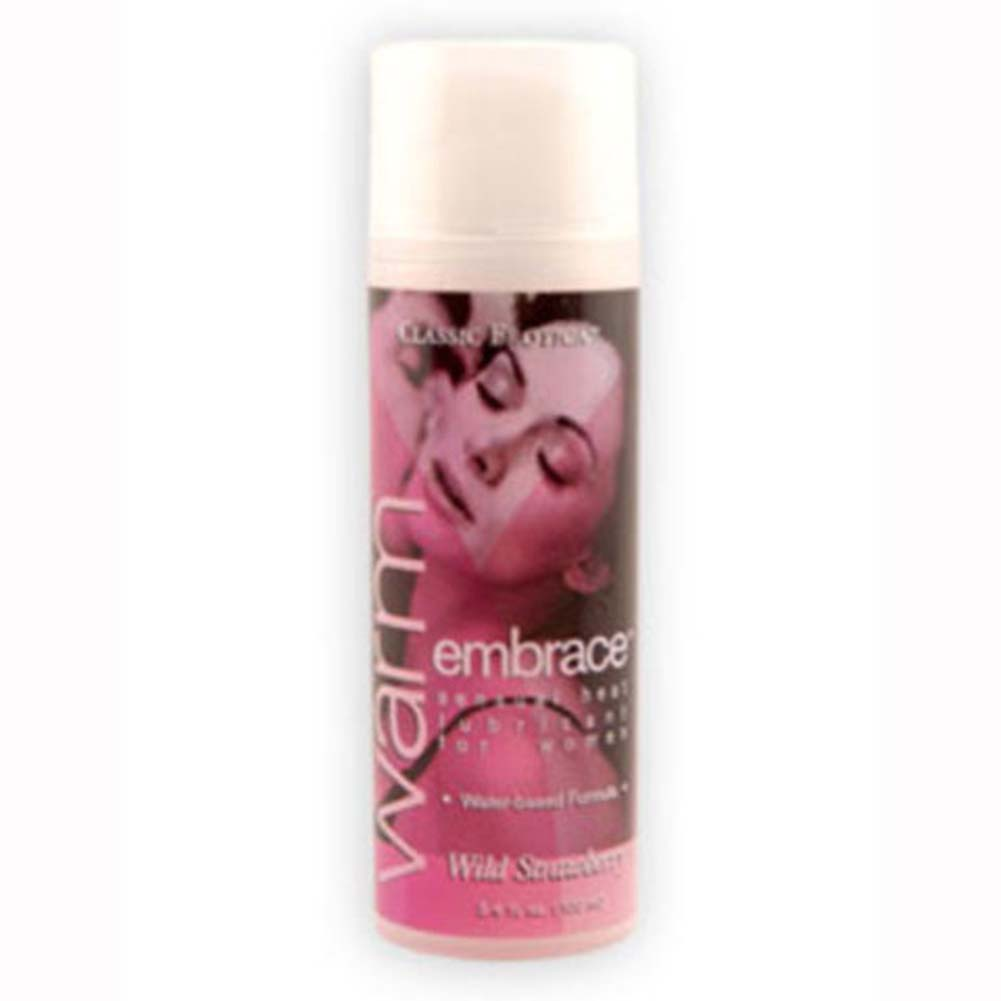 Warm Embrace Sensual Heat Lubricant 3.4 Fl. Oz. - View #1