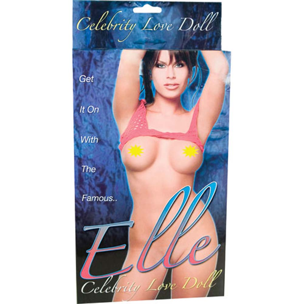 Elle Celebrity Love Doll - View #2