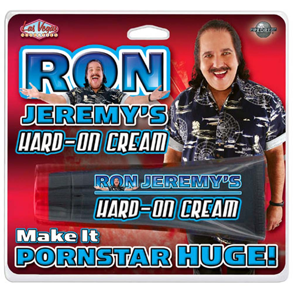 Ron Jeremys Hard On Cream 1.5 Fl.Oz. - View #2