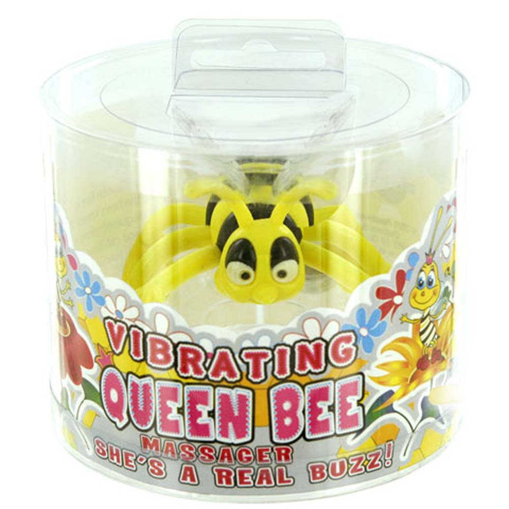 Vibrating Queen Bee - View #1