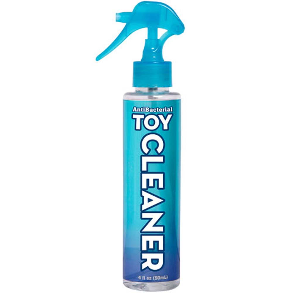 Anti Bacterial Toy Cleaner with Trigger Spray Head 4 Fl. Oz. - View #1