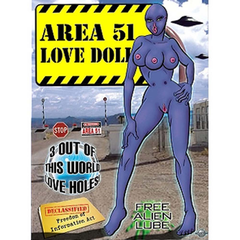 Area 51 Love Doll - View #1