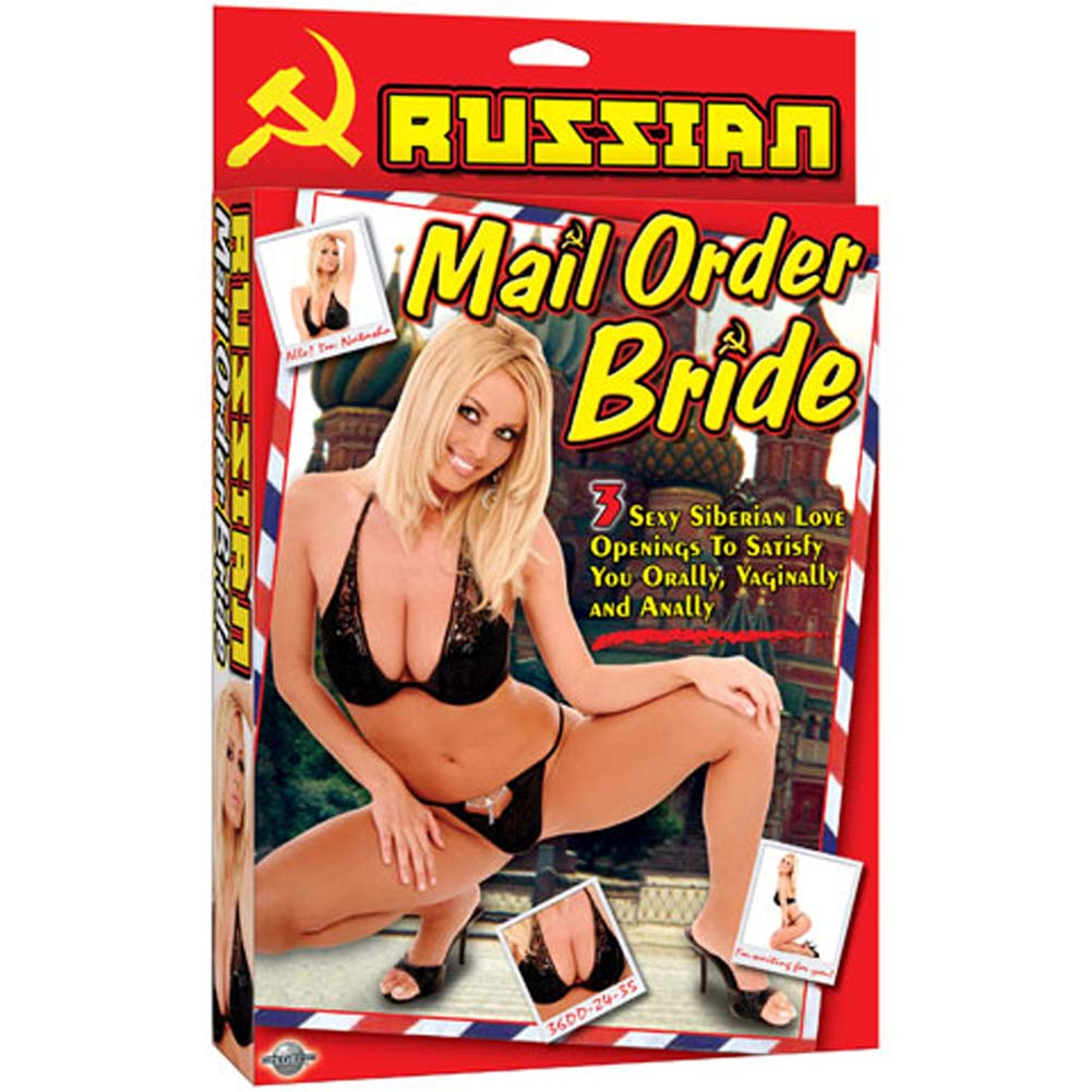 Russian Mail Order Bride Love Doll - View #1