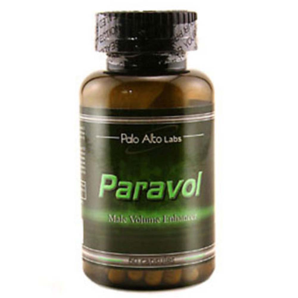 Paravol Male Volume Enhancer 60 Capsules - View #1