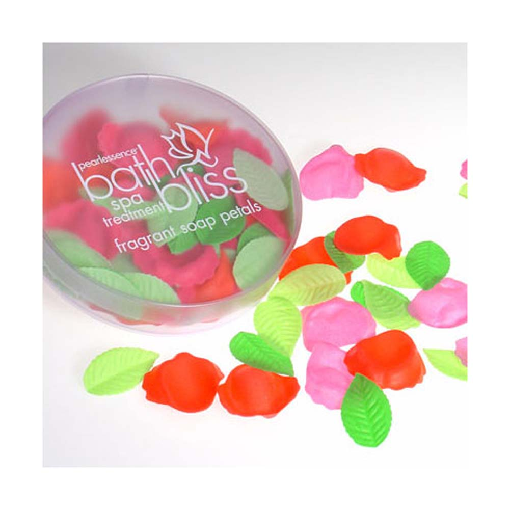 Bath Bliss Spa Treatment Fragrant Soap Petals - View #1