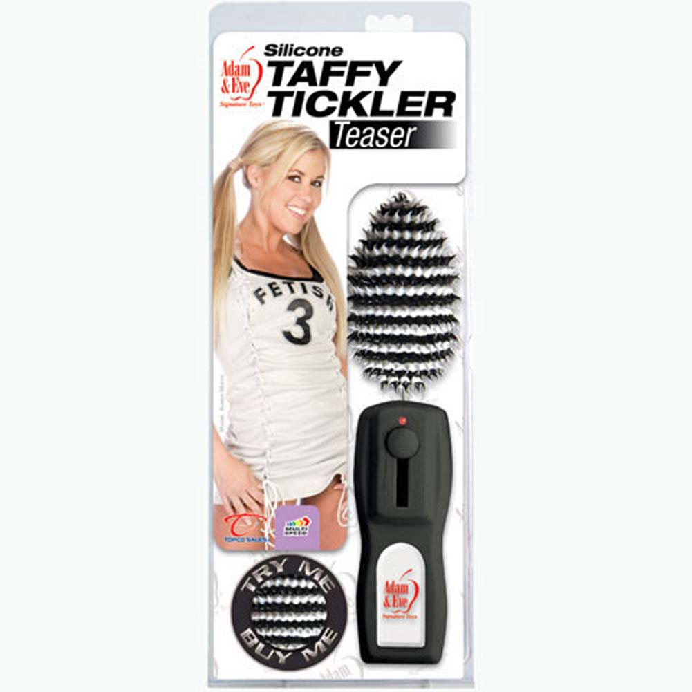 Silicone Taffy Tickler Teaser Vibrator 3.25 In. - View #1