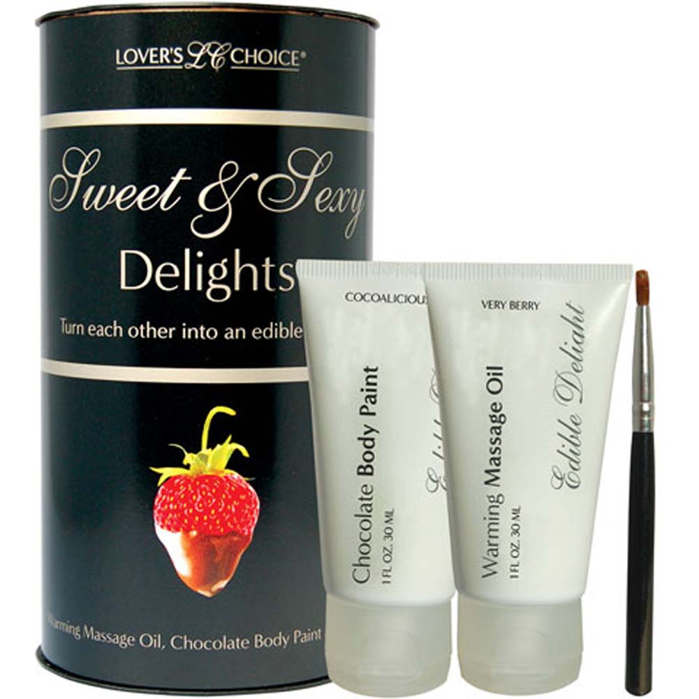 Sweet and Sexy Delights Kit - View #1