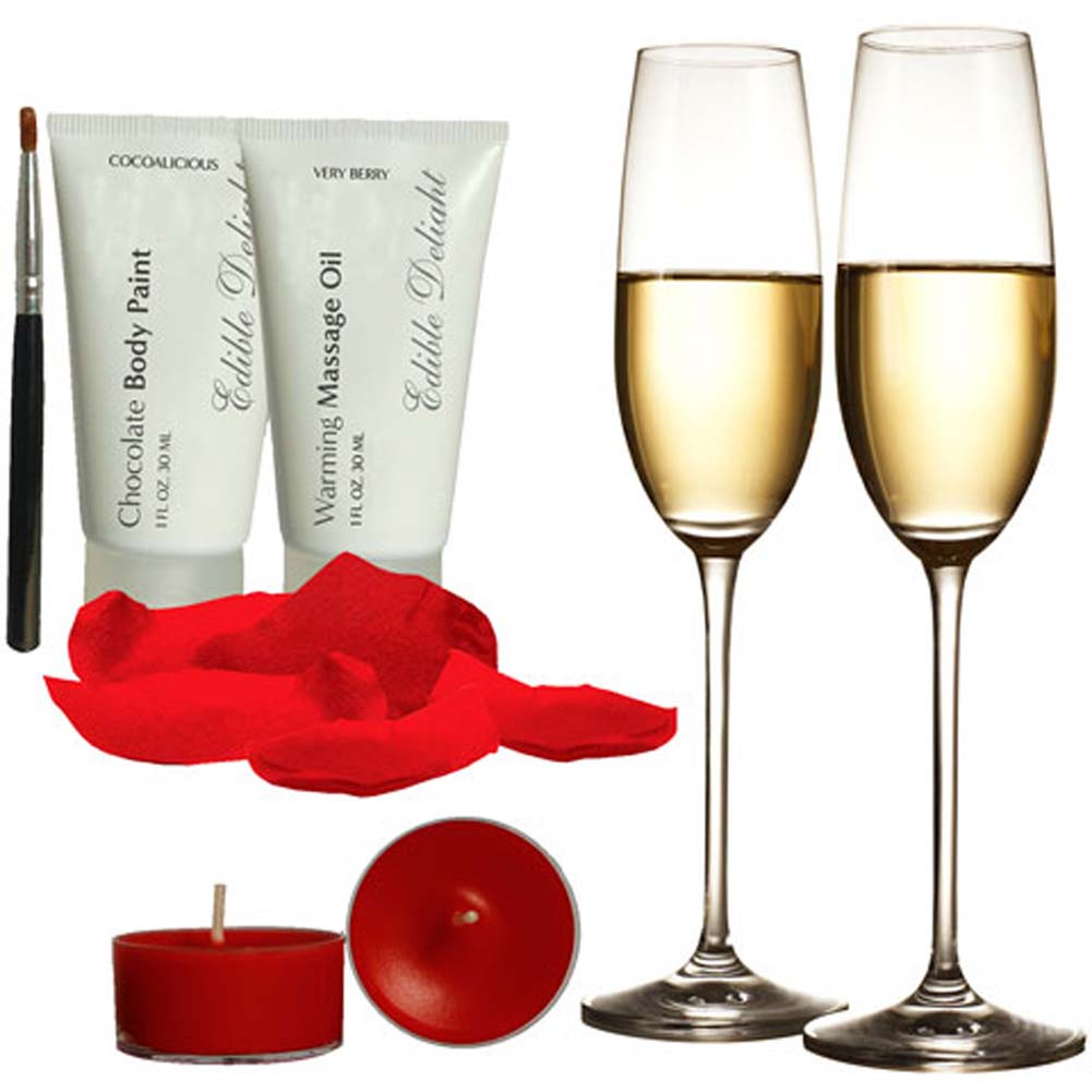 Lovers Choice Enchanted Evening Gift Kit - View #1
