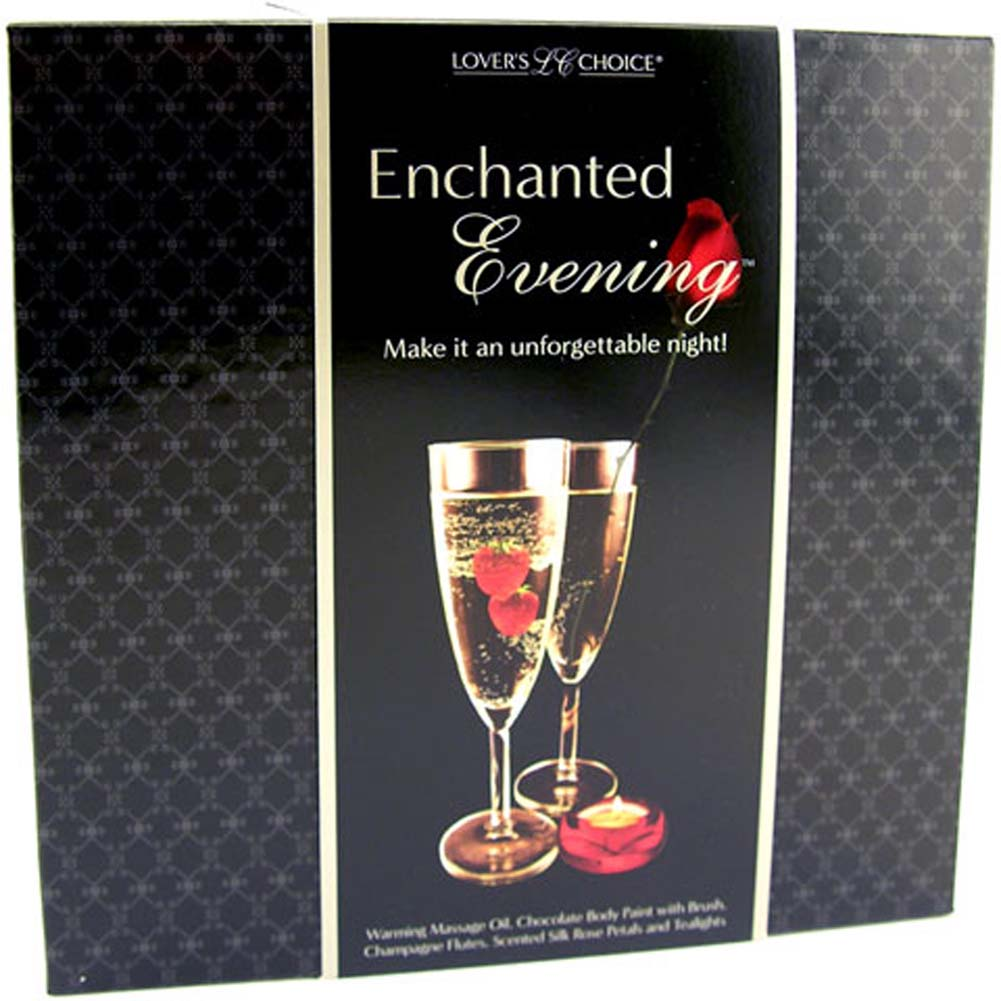 Lovers Choice Enchanted Evening Gift Kit - View #3