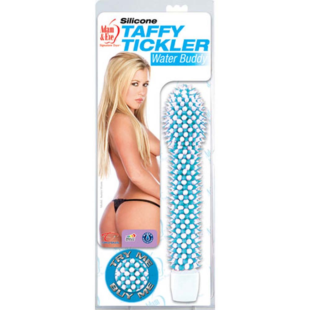 Silicone Taffy Tickler Water Buddy Vibe 7.5 In. - View #1