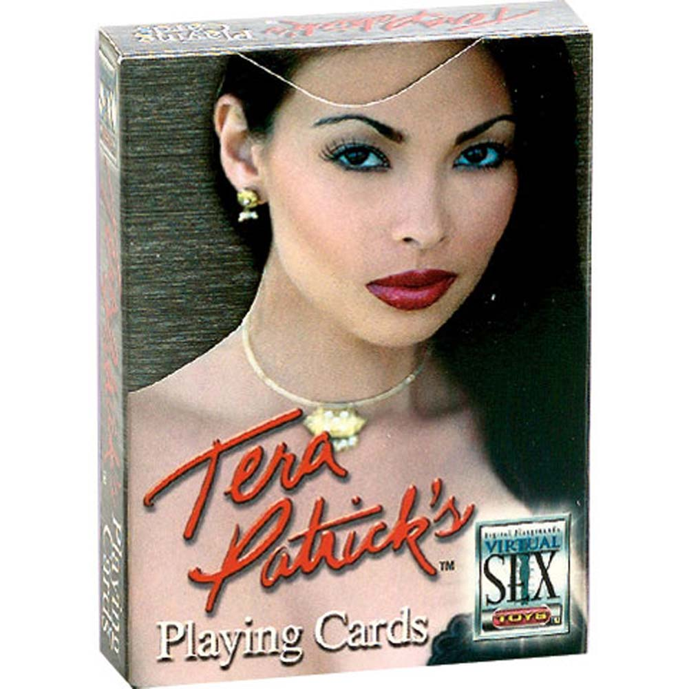 Tera Patricks XXX Playing Cards - View #1