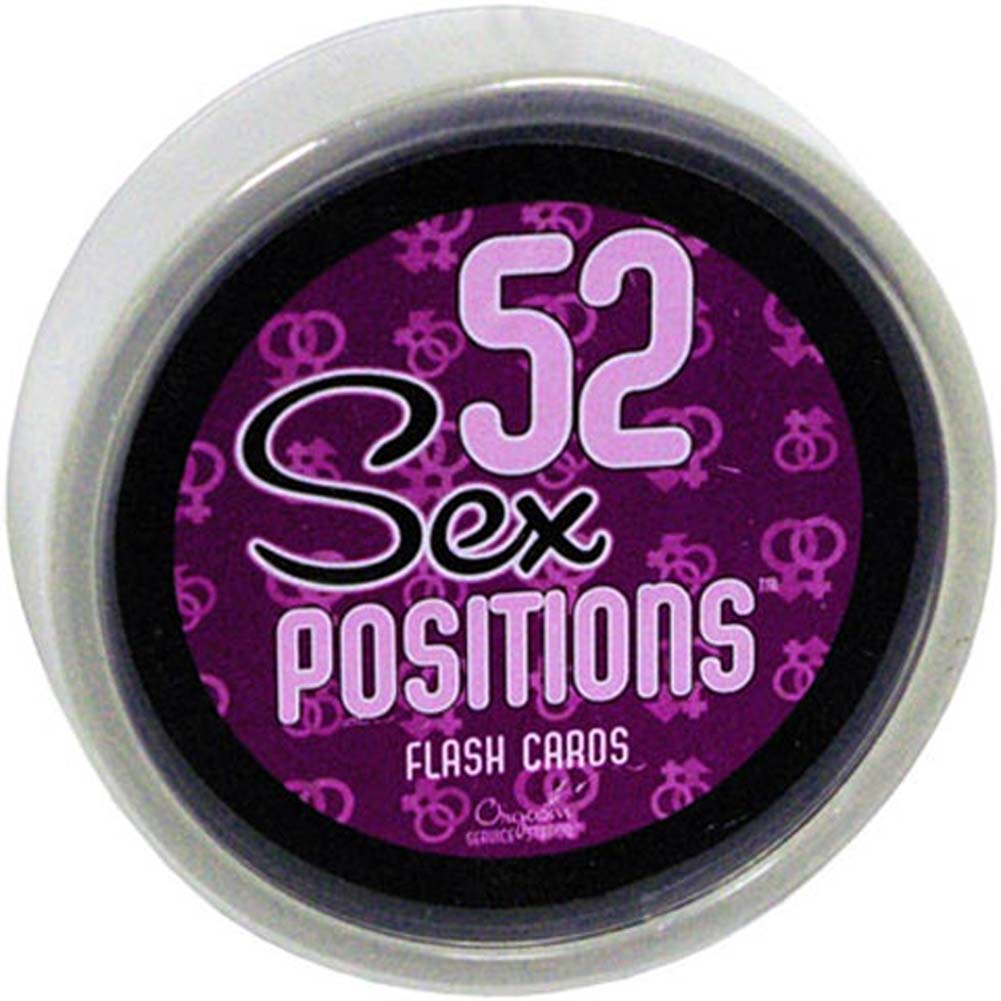 52 Sexual Positions Flash Cards Bedroom Game - View #2