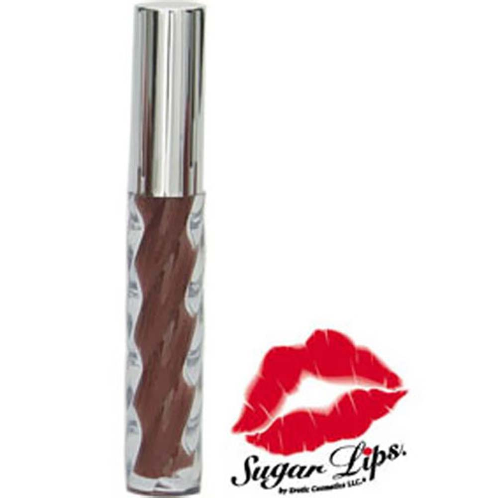Sugar Lips Lip and Nipple Gloss Kiss My Cinnabuns - View #1