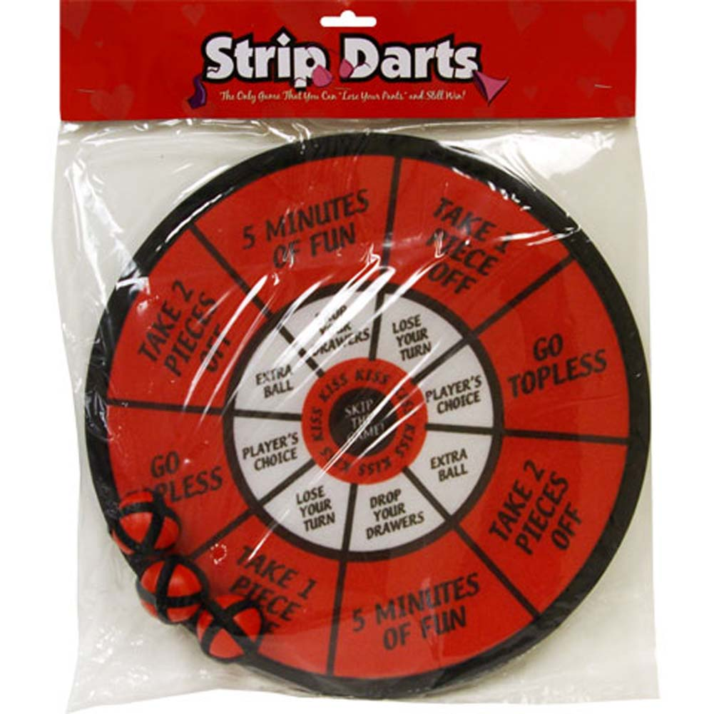 Strip Darts Wall Game - View #1