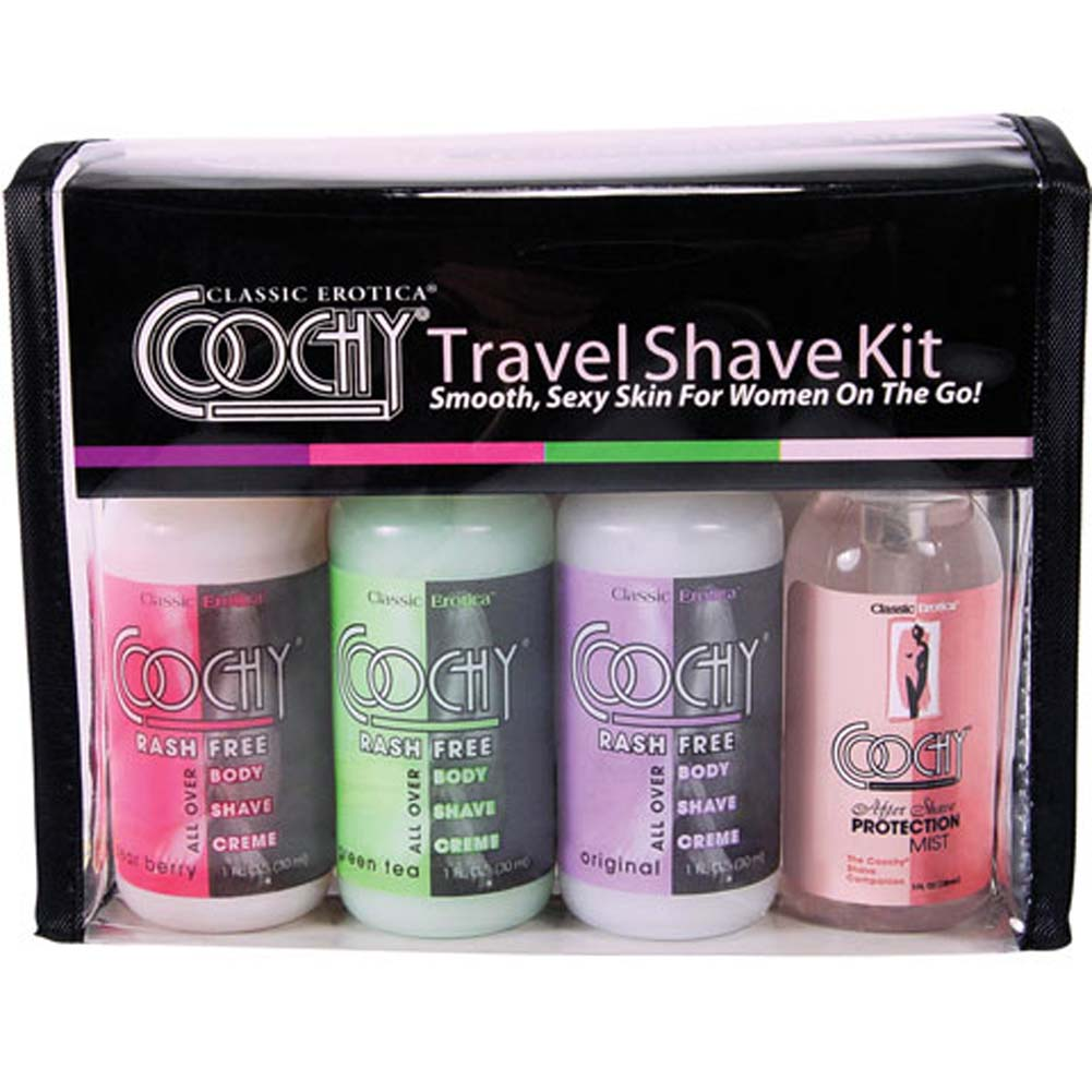 Coochy Travel Shave Kit - View #2