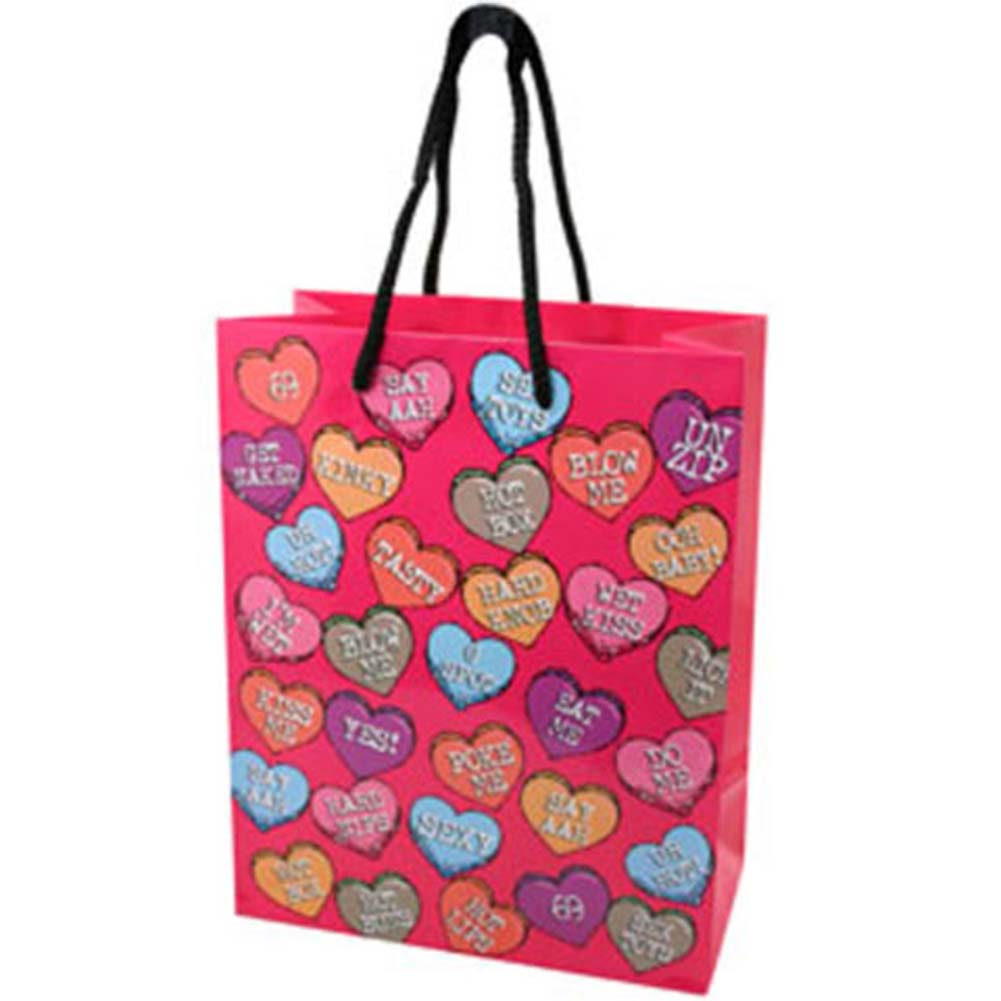 Candy Hearts Gift Bag - View #1