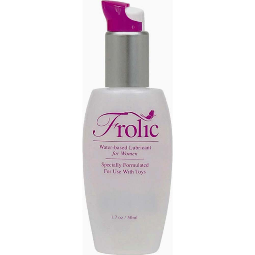 Frolic Waterbased Lubricant for Women 1.7 Fl. Oz. - View #1