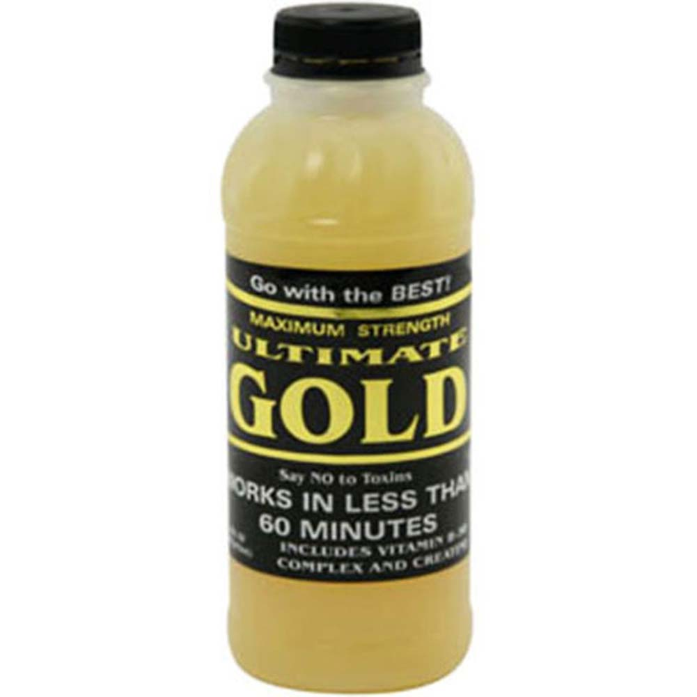 Ultimate Gold Detox 16 Fl. Oz. - View #1