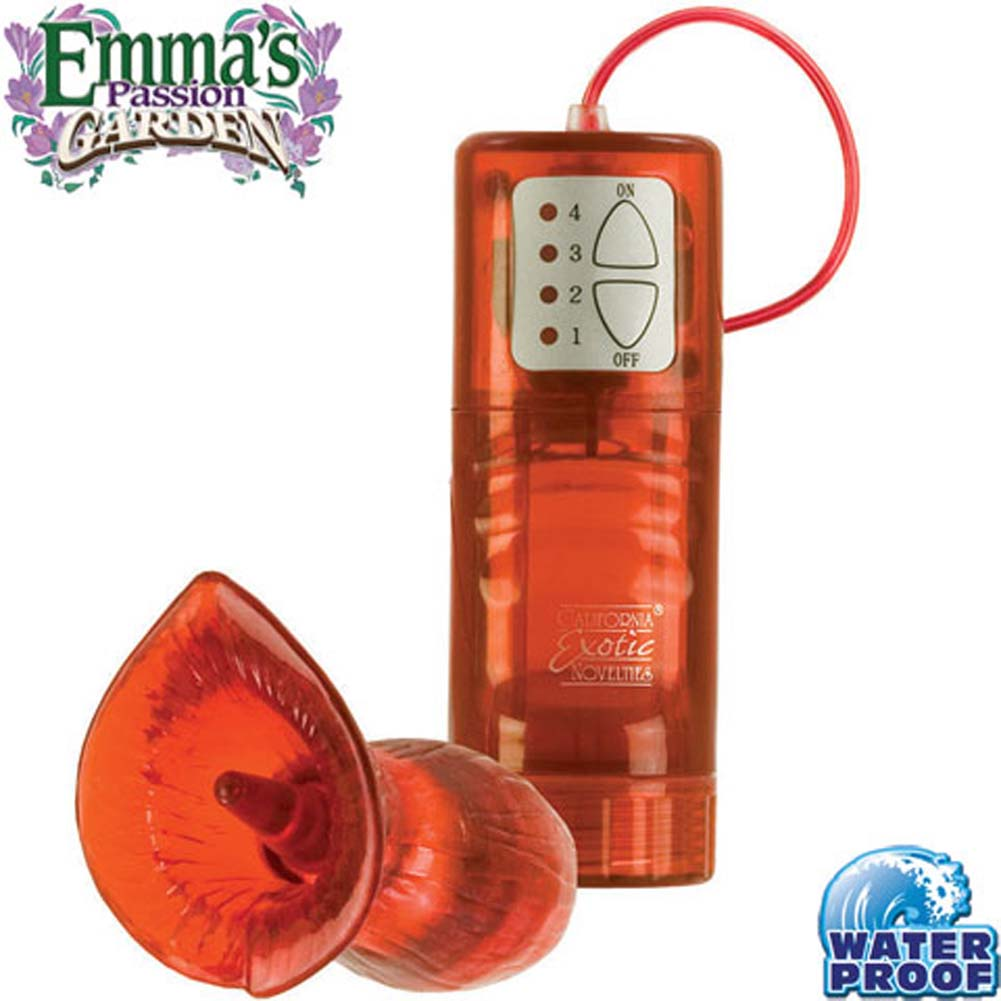Emmas Passion Garden Passion Lily Waterproof Vibe 4 In. - View #3