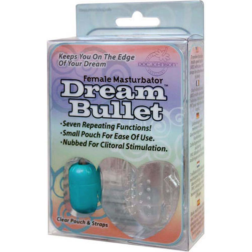 Dream Vibrating Bullet Baby Blue - View #4