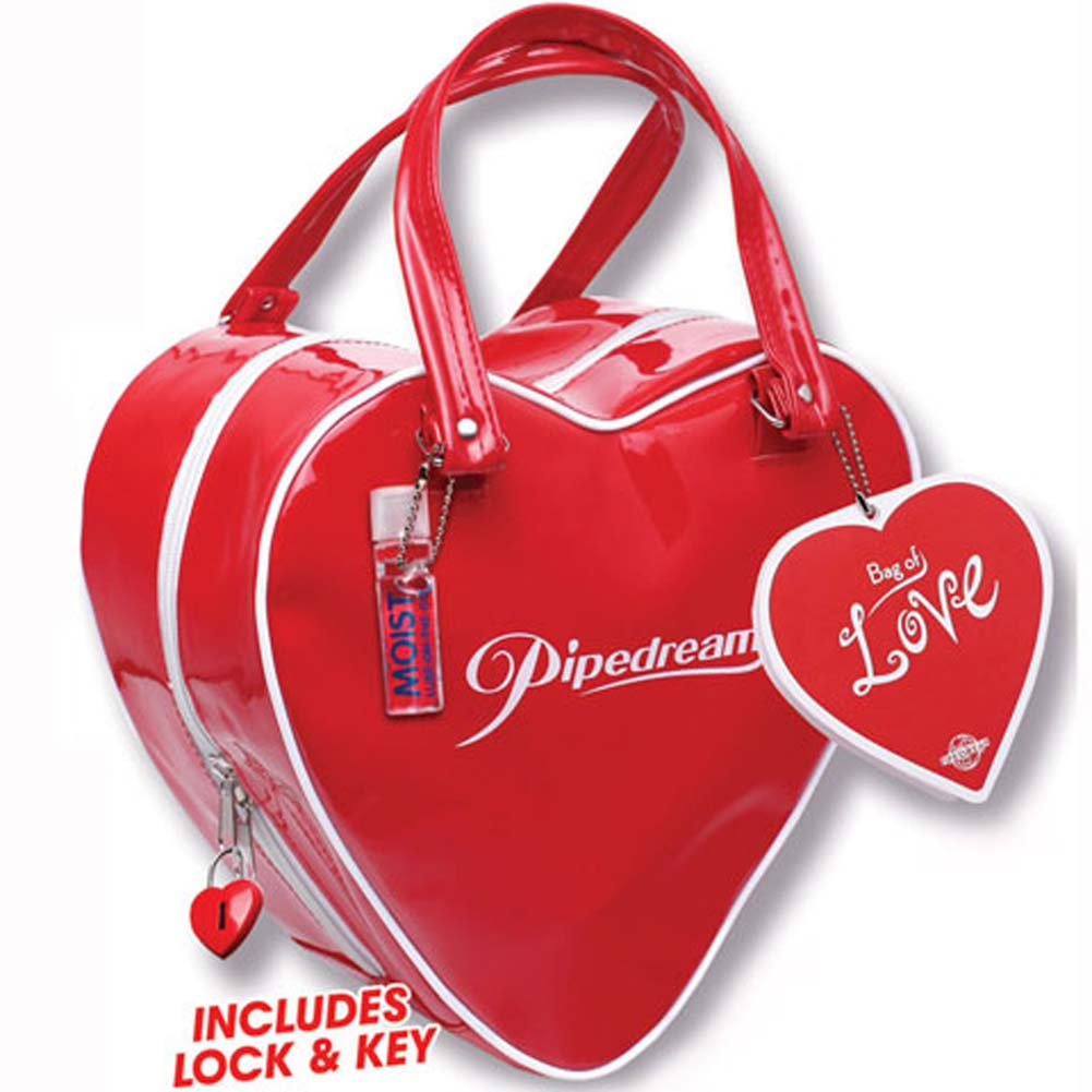 Pipedream Products Deluxe Bag of Love All Inclusive Sex Kit for Lovers - View #4