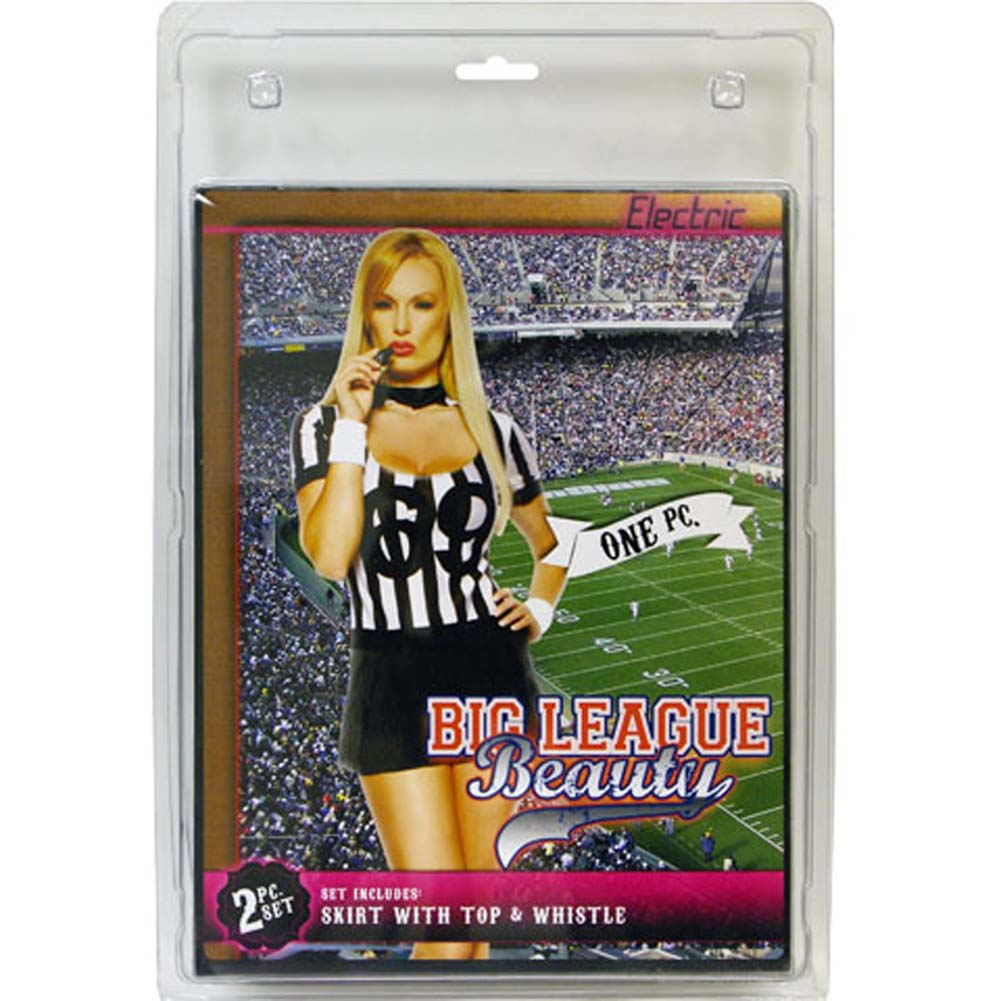 Big League Beauty 2 Piece Costume Set - View #1