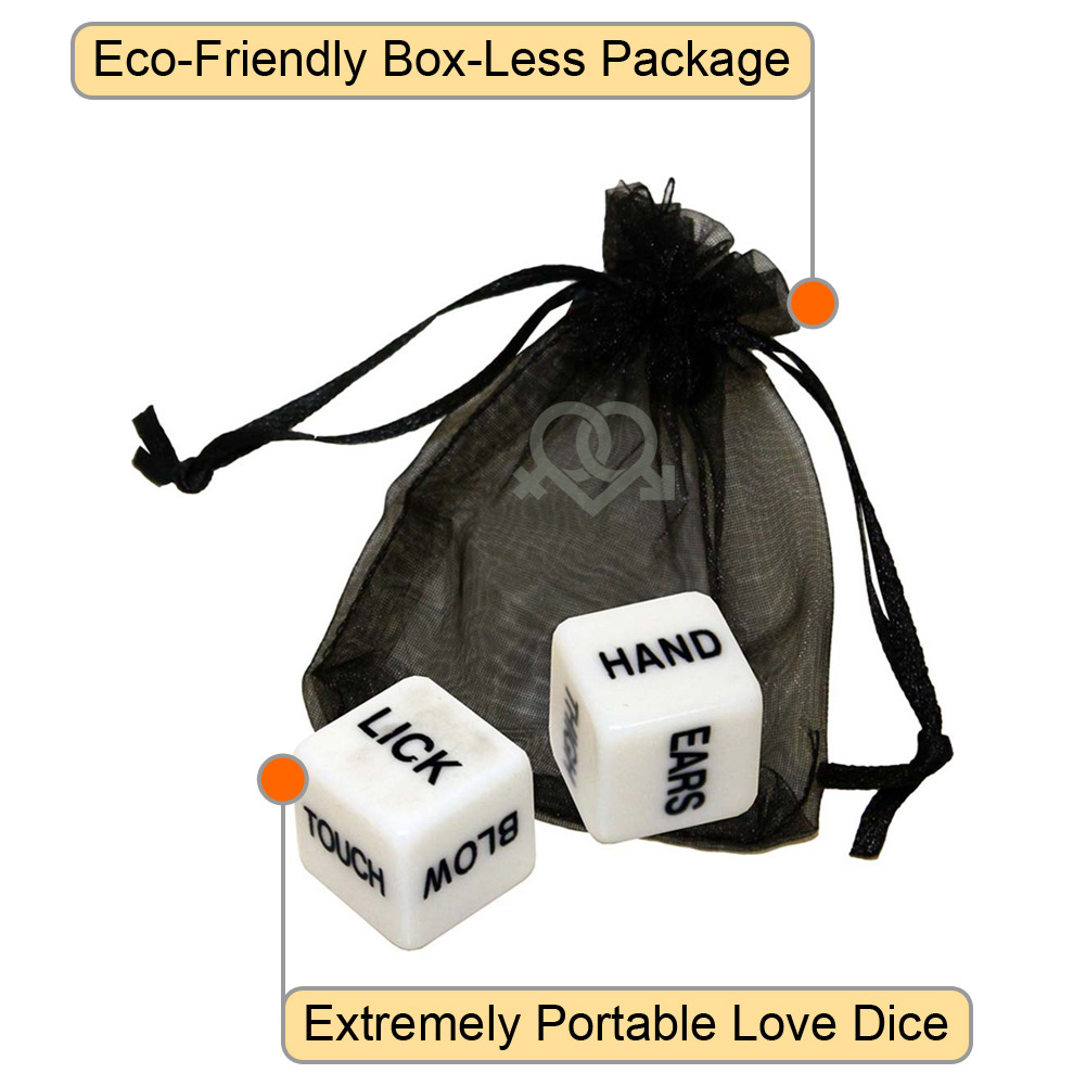 "Vibrating Jelly Dong 7.5"" and Erotic Dice Combo Kit Assorted Colors - View #4"