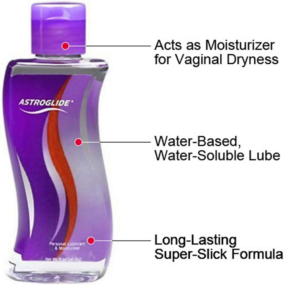 Astroglide Personal Lubricant 5 Fl. Oz. Bottles Pack of 2 - View #1