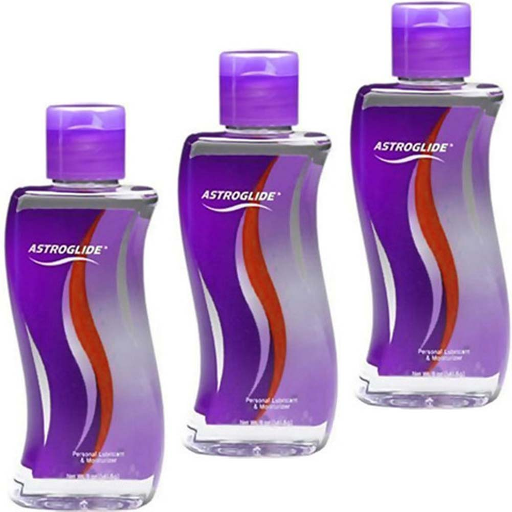Astroglide Personal Lubricant 5 Fl. Oz. Bottles Pack of 3 - View #2