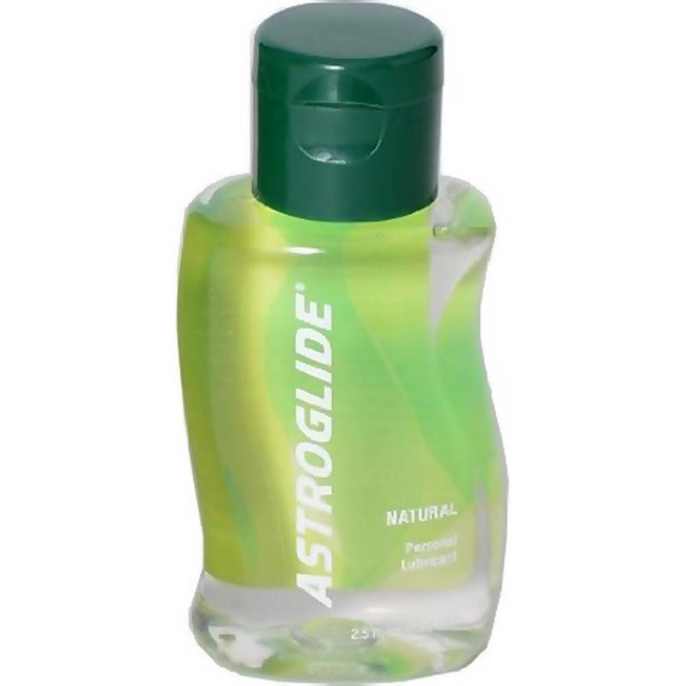 Astroglide Natural Personal Lubricant 2.5 Fl. Oz. Bottles Pack of 3 - View #1
