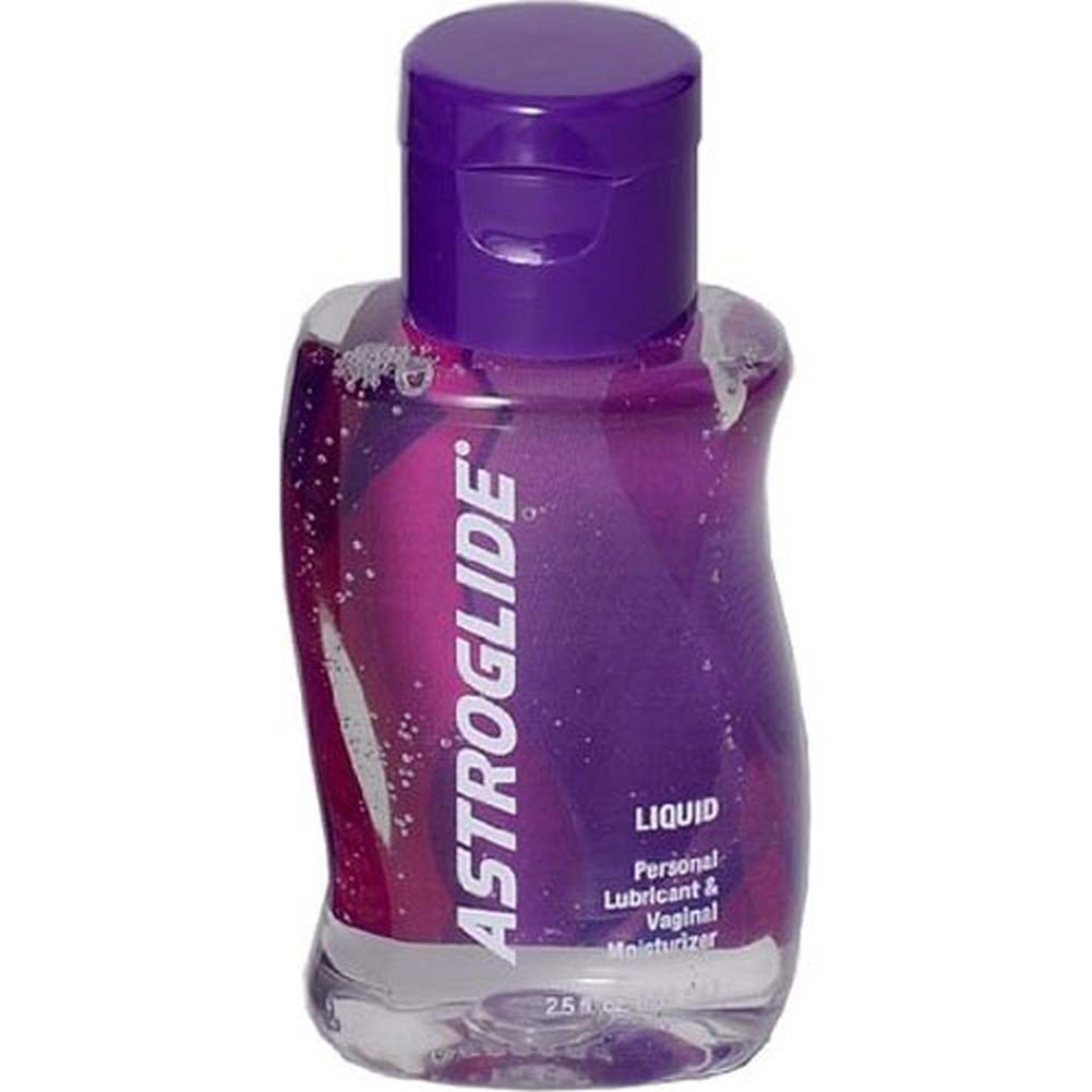 Astroglide Personal Lubricant 2.5 Fl. Oz. Bottles Pack of 3 - View #3