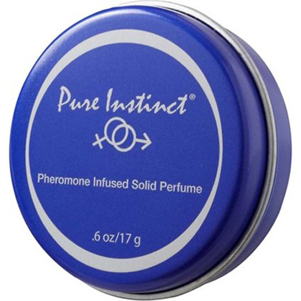 Pure Instinct Perfume Bundle with Solid Roll-On and Classic Blue Bottle - View #4