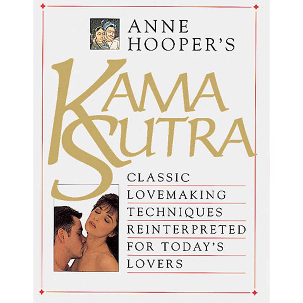 Anne Hooper Kama Sutra Book - View #1
