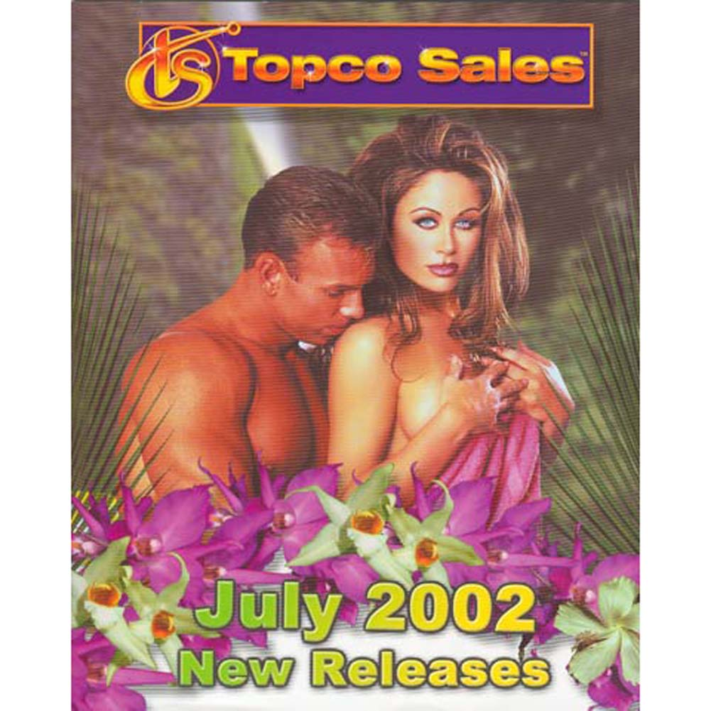 Topco Sales July 2002 Supplement Catalog - View #1
