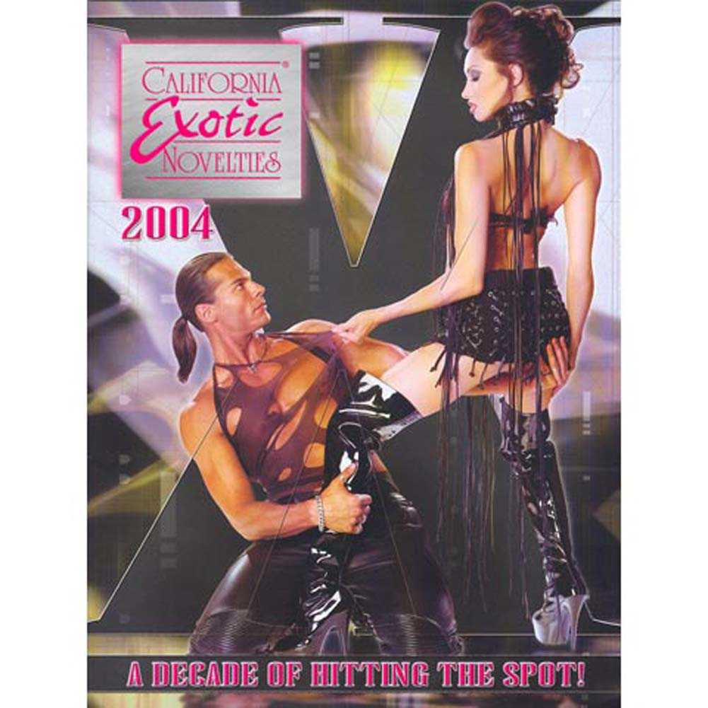 California Exotic 2004 Catalog Supplement - View #1