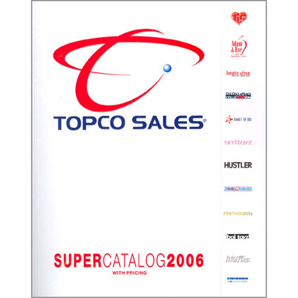 Topco Sales Super Catalog Winter 2006 with Pricing - View #1