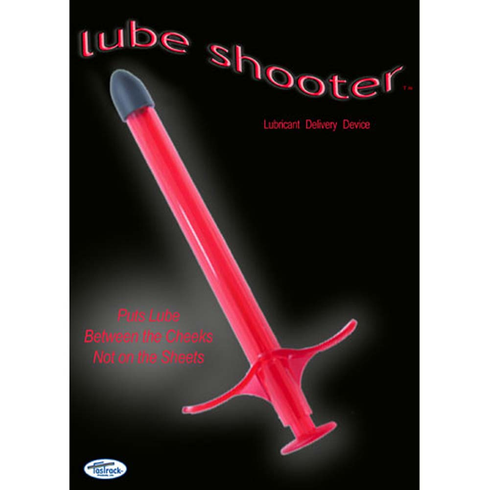 Lube Shooter Kit with 3 Disposable Shooters - View #1