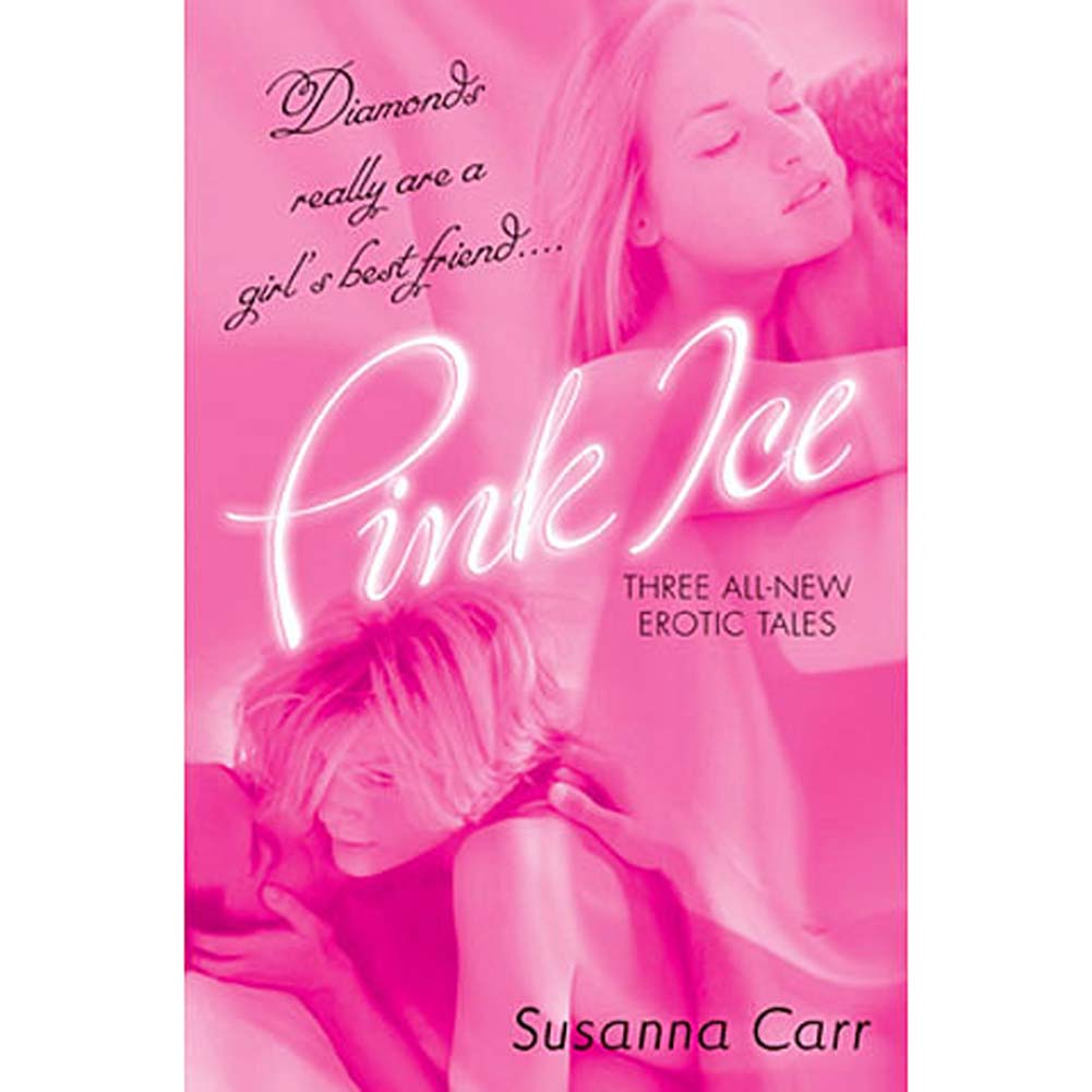 Pink Ice Book - View #1