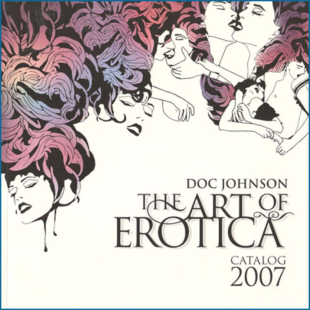 Doc Johnson 2007 Catalog The Art of Erotica - View #1